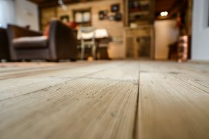 Schuren houten vloer Den Haag